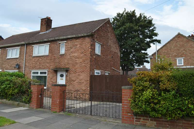 3 Bedrooms Semi Detached House for sale in Gilmonby Road, Park End, Middlesbrough, TS3 0AB