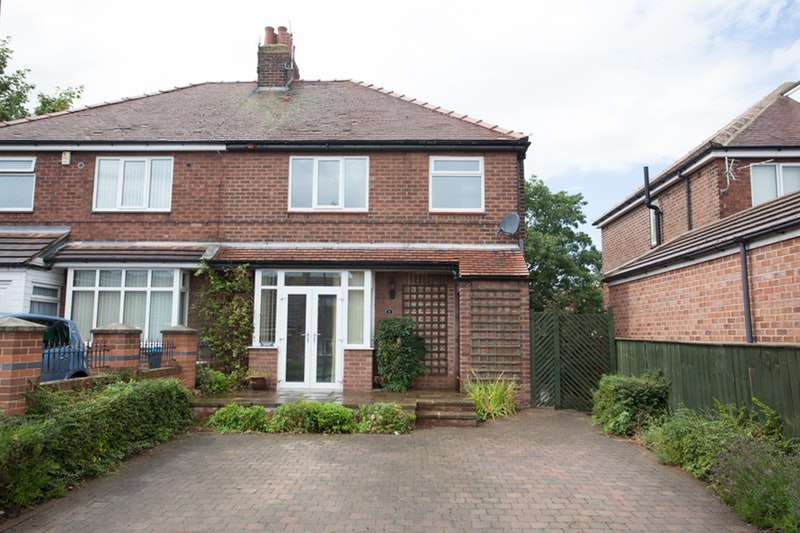 3 Bedrooms Semi Detached House for sale in Friarage Mount, Northallerton, North Yorkshire, DL6
