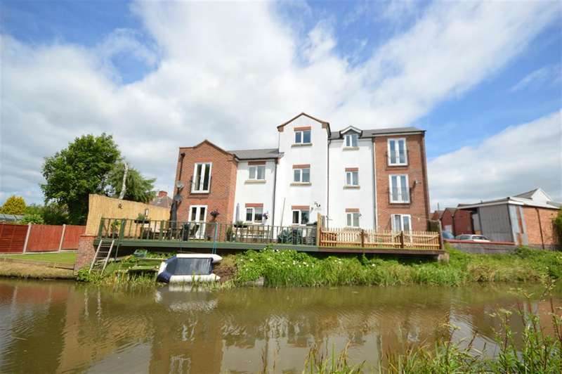 2 Bedrooms Flat for sale in Park Mews, Park Road, Wigston, LE18 4AD