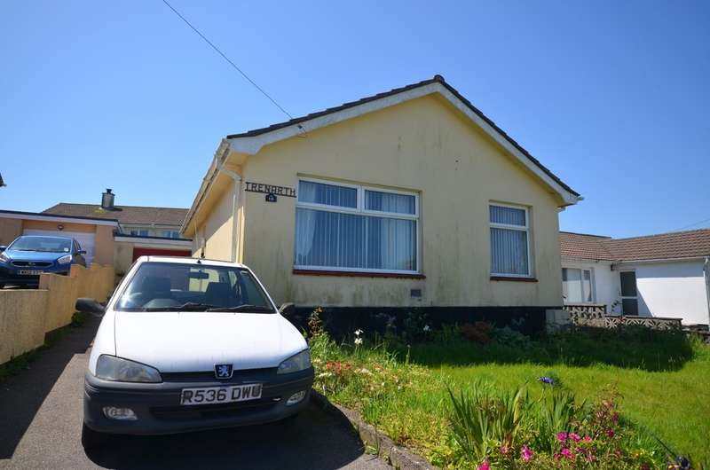 2 Bedrooms Bungalow for sale in Beacon Fields, Camborne