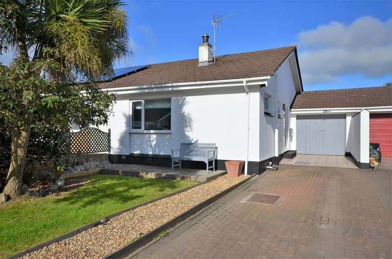 3 Bedrooms Semi Detached House for sale in Middlegates, St Agnes, Cornwall
