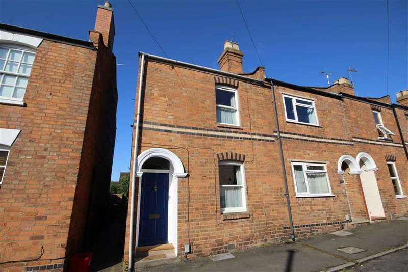 3 Bedrooms End Of Terrace House for sale in Humphris Street, Warwick, Warwickshire, CV34