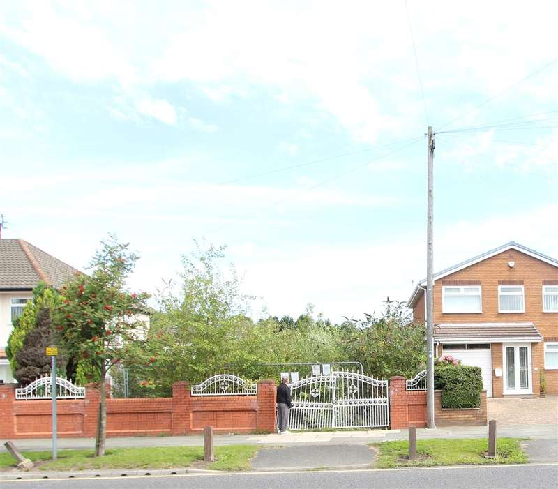 Land Commercial for sale in Tarbock Road, Huyton, Liverpool