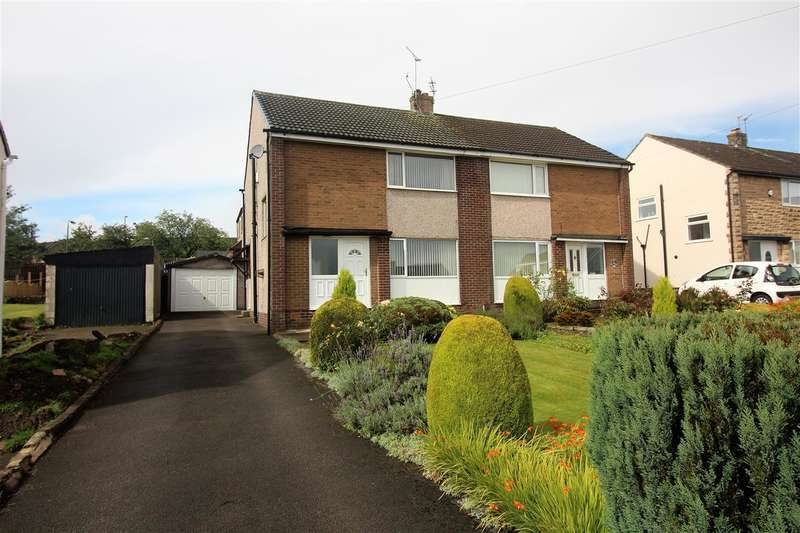 3 Bedrooms Semi Detached House for sale in Eastwood Avenue, Off Natty Lane, Halifax
