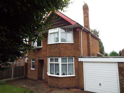 3 Bedrooms Detached House for sale in Oxclose Lane, Arnold, Nottingham, Nottinghamshire