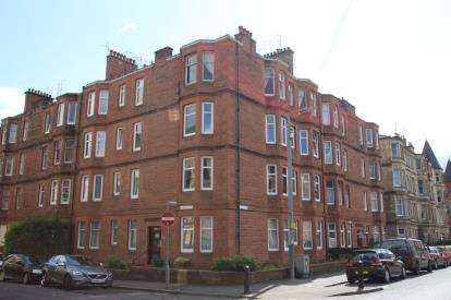 2 Bedrooms Flat for sale in James Gray Street, Glasgow