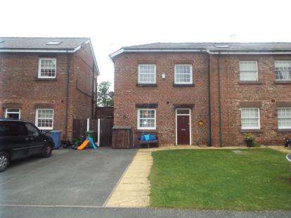 2 Bedrooms Semi Detached House for sale in Clocktower Drive, Liverpool, Merseyside, England, L9