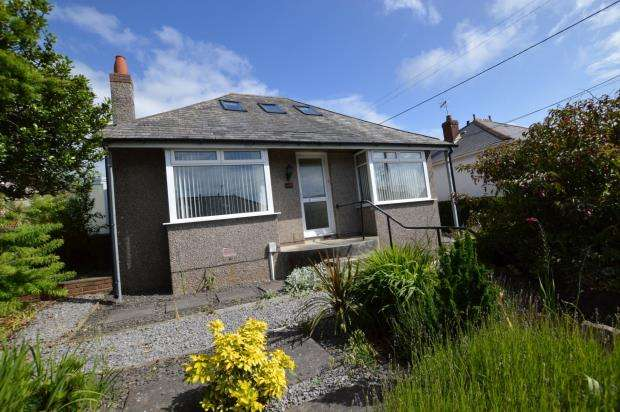 4 Bedrooms Detached Bungalow for sale in Springfield Road, Plymouth, Devon