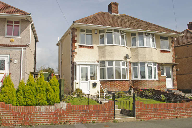 3 Bedrooms Semi Detached House for sale in St.Budeaux, Plymouth