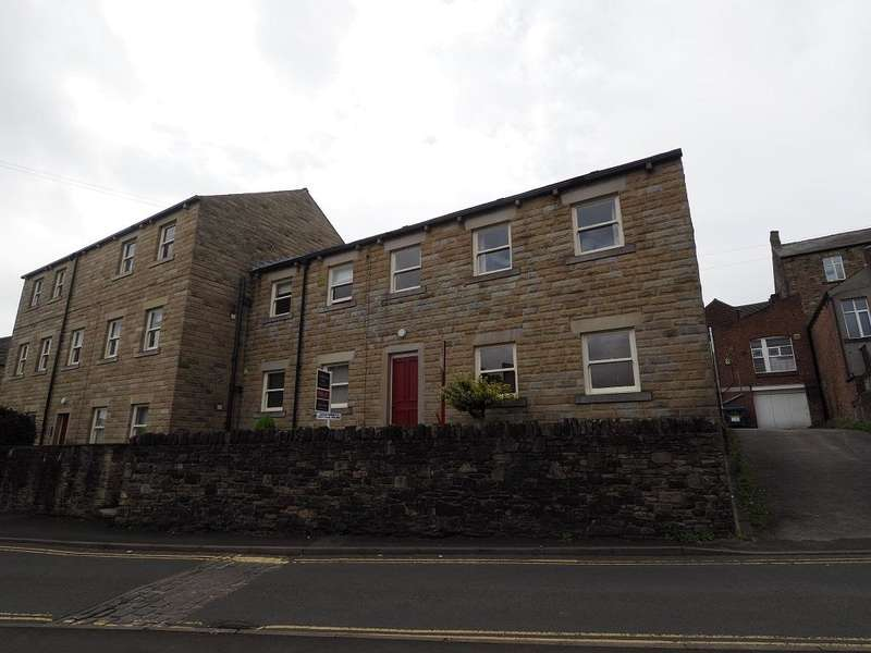 1 Bedroom Apartment Flat for sale in Torr Top Street, New Mills, High Peak, Derbyshire, SK22 4BS