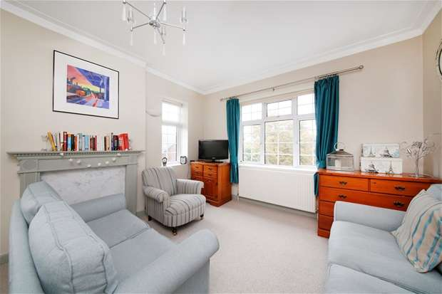 2 Bedrooms Flat for sale in Rutland Court, Denmark Hill