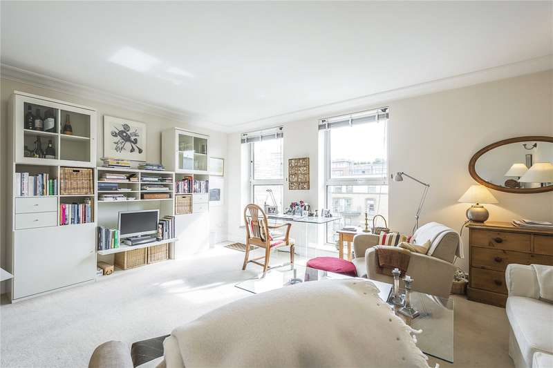 1 Bedroom Flat for sale in Chelsea Gate Apartments, 93 Ebury Bridge Road, London, SW1W