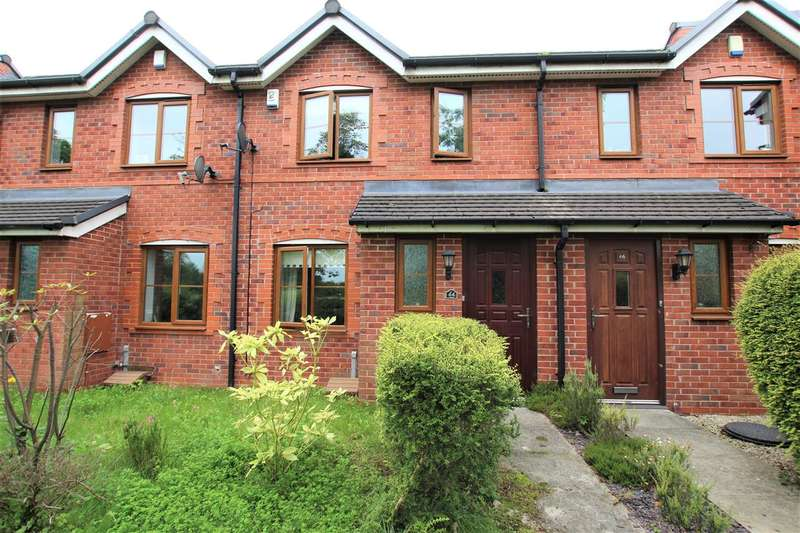 3 Bedrooms Mews House for sale in Abbotts Close, Walton-Le-Dale, Preston