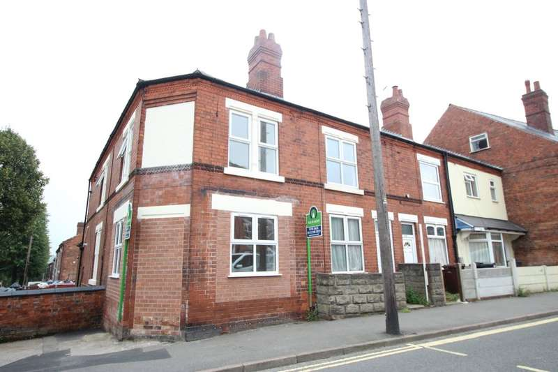 1 Bedroom Flat for sale in A Cotmanhay Road, Ilkeston, DE7