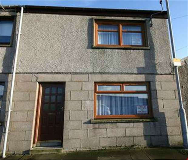 2 Bedrooms End Of Terrace House for sale in Barrasgate Road, Fraserburgh, Aberdeenshire