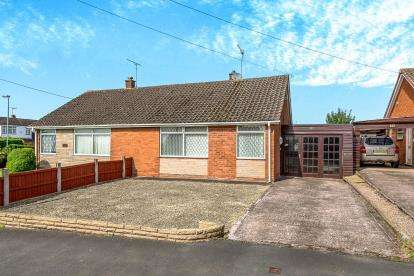 2 Bedrooms Bungalow for sale in Crab Lane, Trinity Fields, Stafford, Staffordshire