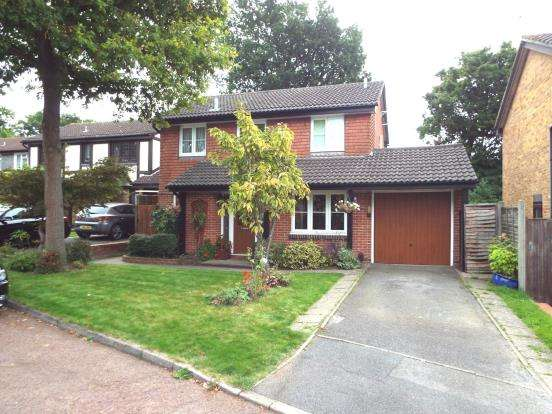4 Bedrooms Detached House for sale in Bracknell, Berkshire
