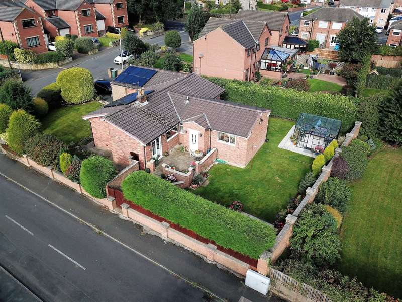 4 Bedrooms Detached Bungalow for sale in Pinfold Close, Mirfield