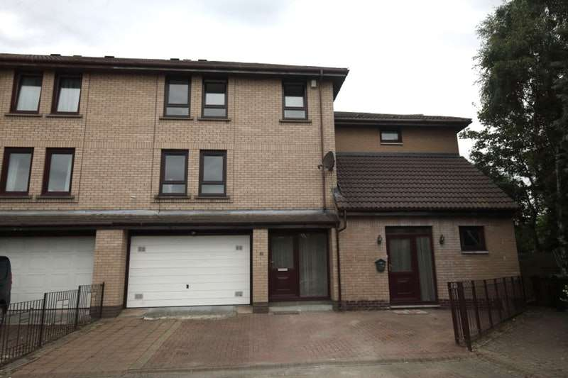 5 Bedrooms Semi Detached House for sale in Marine Gardens, Glasgow, Lanarkshire, G51