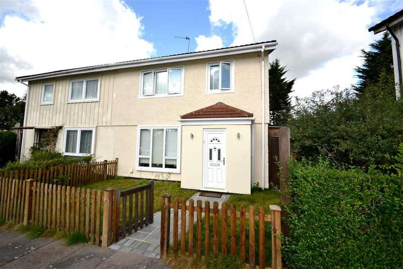3 Bedrooms Semi Detached House for sale in Huntsman Road, Hainault, Ilford