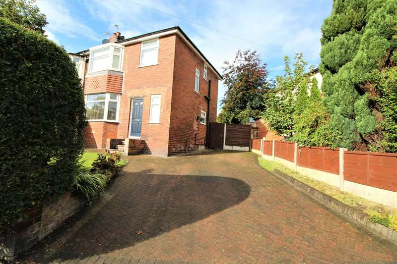 3 Bedrooms Semi Detached House for sale in Carr Avenue, Prestwich
