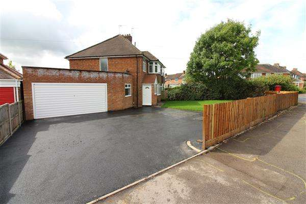 3 Bedrooms Semi Detached House for sale in Upper Eastern Green Lane, Eastern Green, Coventry