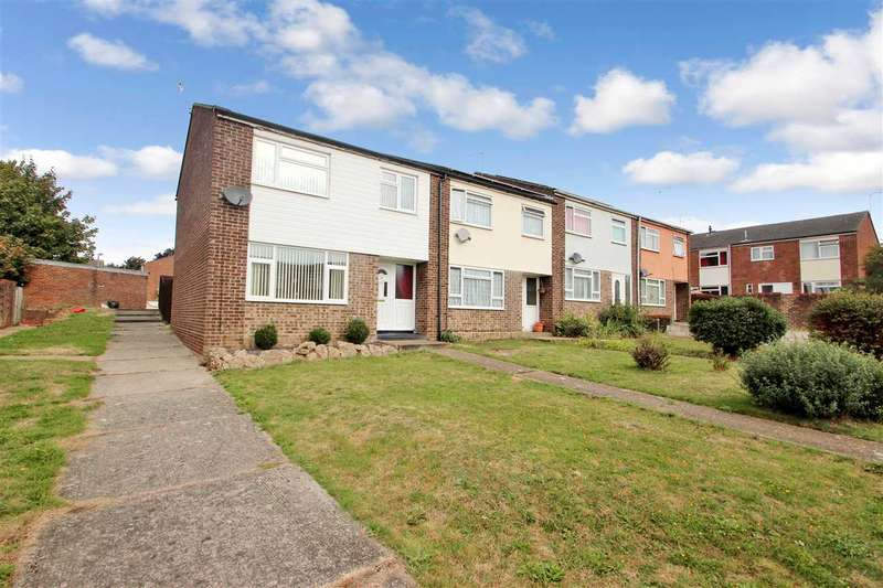 3 Bedrooms End Of Terrace House for sale in Ferdinand Walk, Colchester