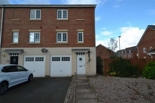 3 Bedrooms End Of Terrace House for sale in Highlander Drive, Donnington, TELFORD, Shropshire