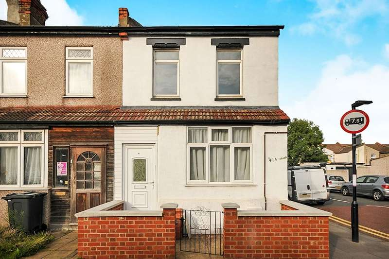 1 Bedroom Flat for sale in Tankerton Terrace Mitcham Road, Croydon, CR0