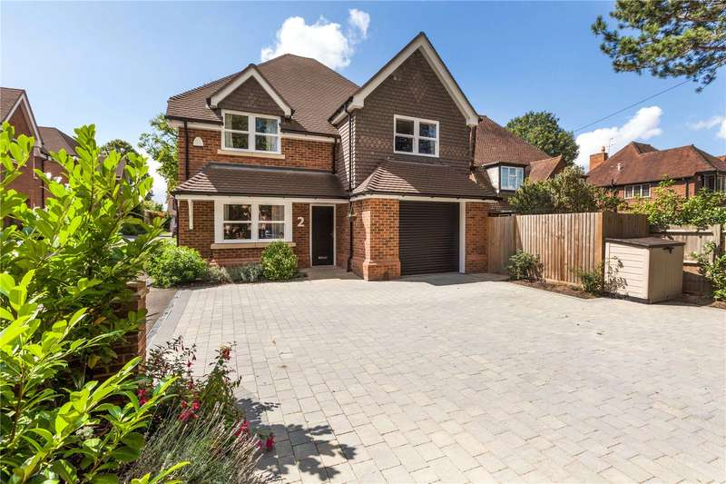 5 Bedrooms Detached House for sale in Old College Gardens, Maidenhead, Berkshire, SL6