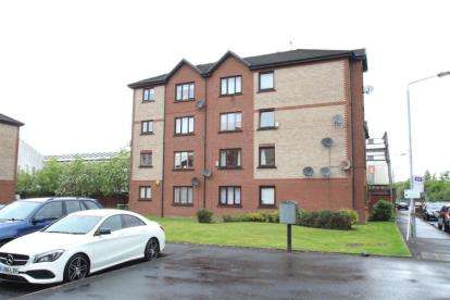 2 Bedrooms Flat for sale in Bulldale Street, Yoker, Glasgow