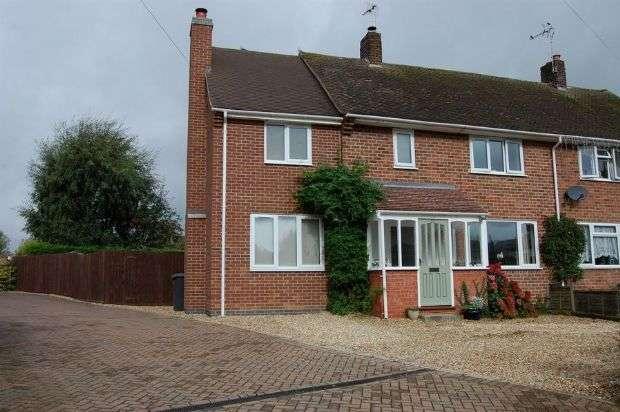 4 Bedrooms Semi Detached House for sale in West Street, Welford, Northampton NN6 6HU