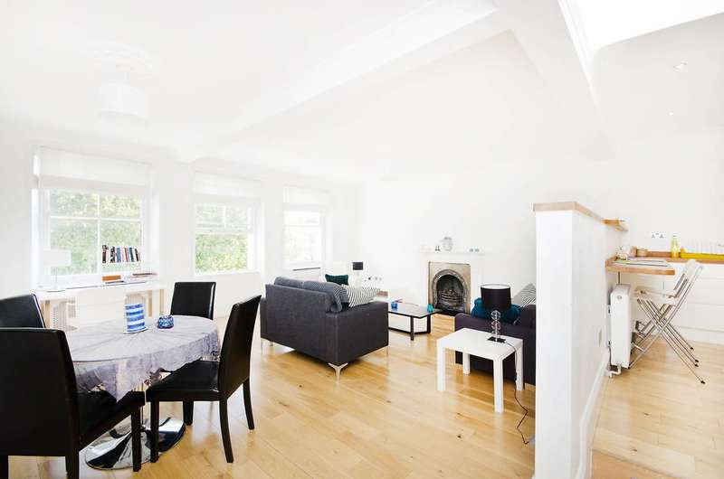 2 Bedrooms Flat for sale in Courtfield Gardens, South Kensington, SW5