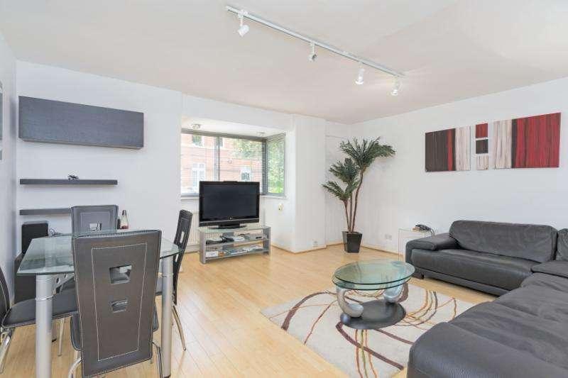 2 Bedrooms Flat for sale in Lymington Road, West Hampstead