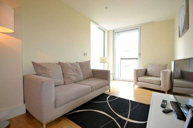 2 Bedrooms Flat for sale in Denison House, Lanterns Court, Canary Wharf, E14