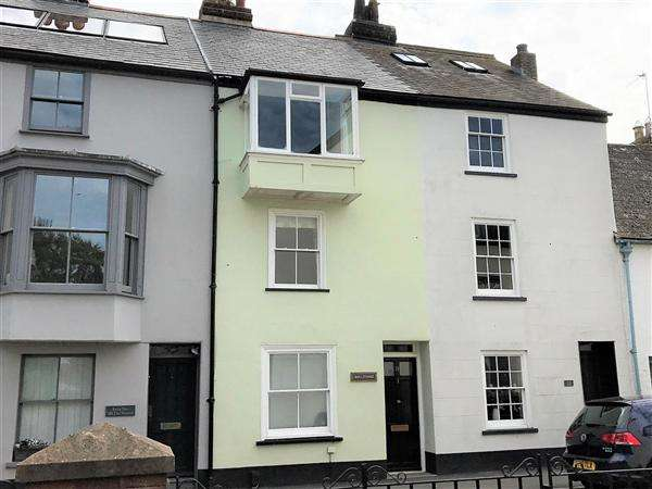 4 Bedrooms Town House for sale in Rollstones, 21 The Strand, Topsham
