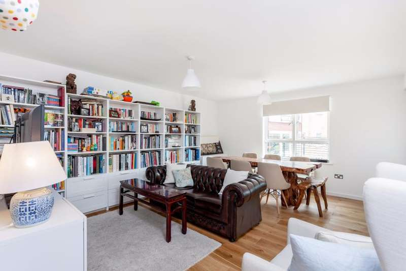 2 Bedrooms Apartment Flat for sale in Canonbury Borders, London N1