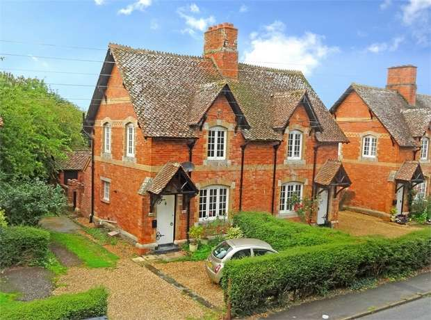 2 Bedrooms Semi Detached House for sale in Rewe Barton Farm Cottages, Rewe, EXETER, Devon