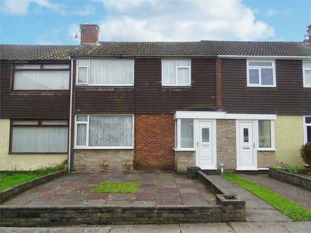 3 Bedrooms Terraced House for sale in Lakeside Lawn, Liverpool, Merseyside