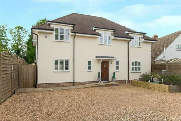 4 Bedrooms Detached House for sale in Rushden Road, Sandon, Buntingford, Hertfordshire