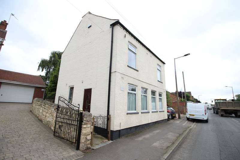 3 Bedrooms Detached House for sale in Station Road, Barnby Dun, Doncaster, DN3