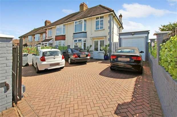 3 Bedrooms Semi Detached House for sale in East Lane, WEMBLEY