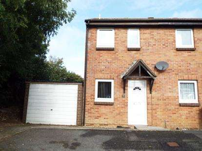 2 Bedrooms End Of Terrace House for sale in Staddiscombe, Plymouth, Devon