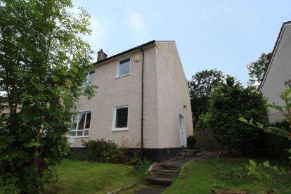 4 Bedrooms End Of Terrace House for sale in Leithland Road, Glasgow, Lanarkshire