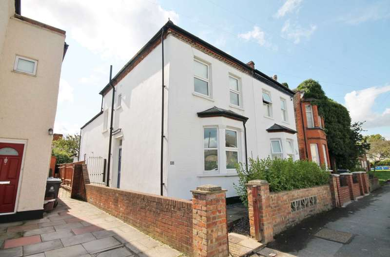 3 Bedrooms Semi Detached House for sale in Cambridge Road, New Malden