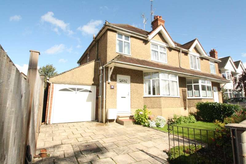 3 Bedrooms Semi Detached House for sale in St Peters Road, Reading