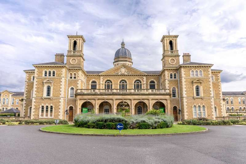 3 Bedrooms Apartment Flat for sale in Princess Park Manor, Royal Drive, London