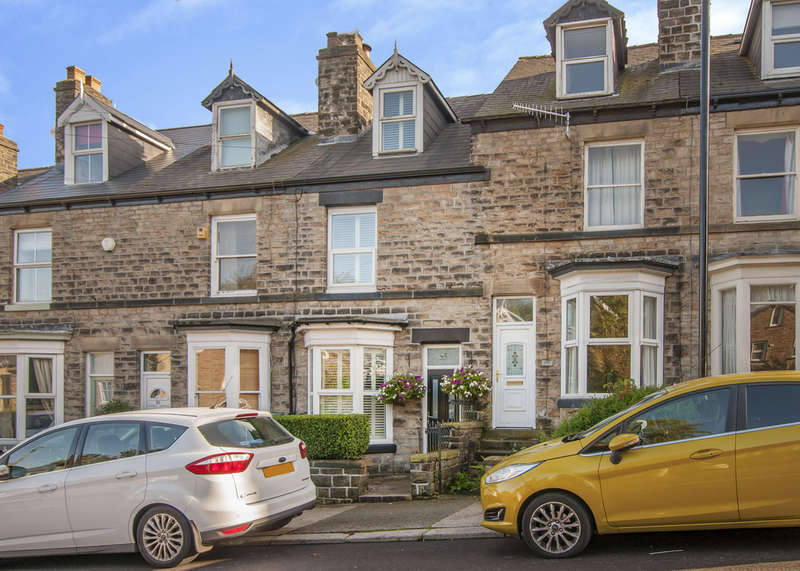 5 Bedrooms Terraced House for sale in 55 Nethergreen Road, Nethergreen, S11 7EH