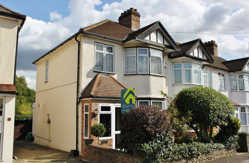3 Bedrooms End Of Terrace House for sale in Bush Road, Buckhurst Hill