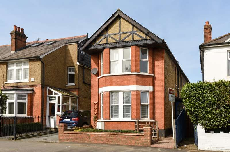 2 Bedrooms Flat for sale in Walton on Thames